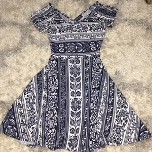 Ocean Drive Clothing Co. Short Sleeve Dress